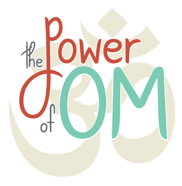 Power of Om Logo