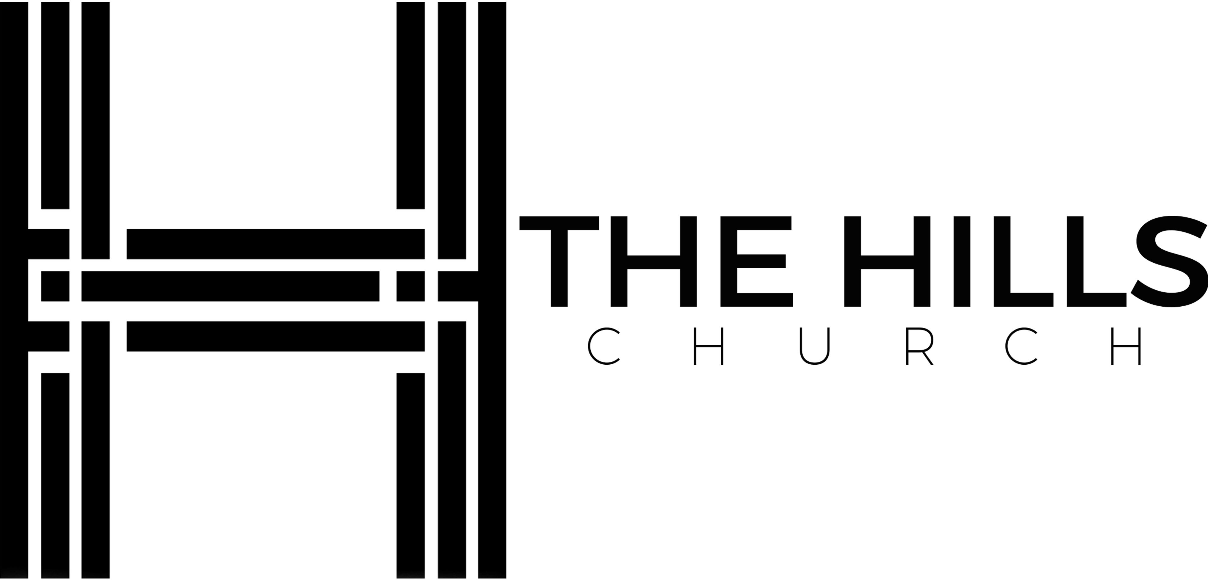The Hills Logo - side by side