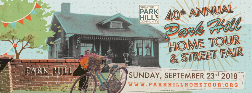 Park Hill Home Tour & Street Fair